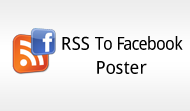 RSS to Facebook Poster